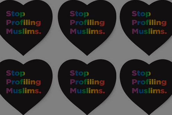 PLEDGE TO FIGHT ISLAMOPHOBIA