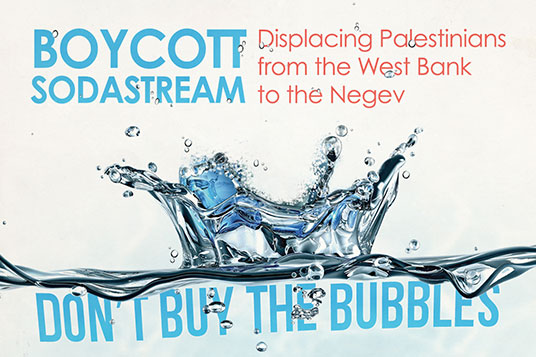 sodastream-boycott---don't-by-the-bubbles-campaign
