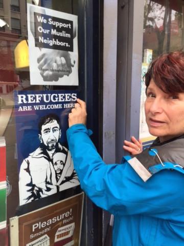 penny, muslim neighbors